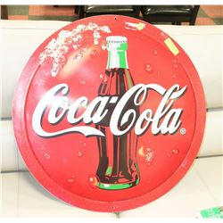 COCA COLA/SPRITE DOUBLE SIDED SIGN