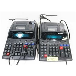 LOT OF 2 ADDING MACHINES