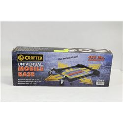 CRAFTEX UNIVERSAL MOBILE BASE 450LB CAPACITY