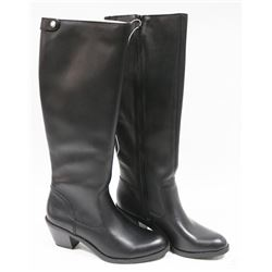 NEW GENUINE 1976 GENUINE LEATHER BOOTS SIZE 6.5