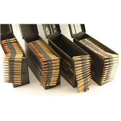 Large Lot of 30-06 Tracer Linked Ammo