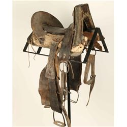 Original Navajo Saddle