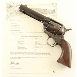 Colt Single Action Army .45 LC SN: 64406