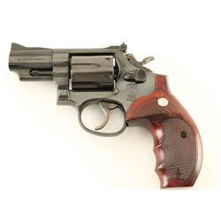Smith & Wesson 19-6 .357 Mag SN: BNA8177