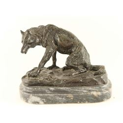 Fine Art Bronze by C.M. Russell