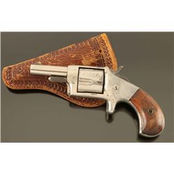 Iver Johnson Smoker .38 RF SN: 130