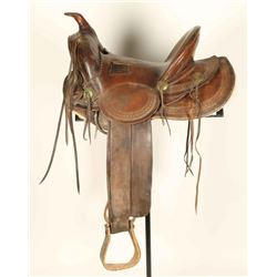 Al Furstnow Saddle