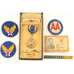 Air Medal and Patches