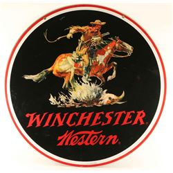 Repro Winchester Sign