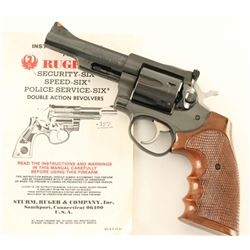 Ruger Security-Six .357 Mag SN: 158-89635