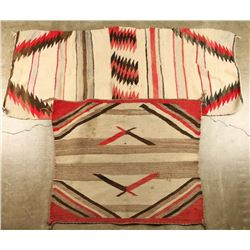 Collection of 2 Older Navajo Rugs