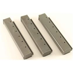 Lot of 3 Thompson Stick Mags