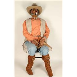 Indian Trading Post Mannequin