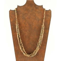 Antique Heishi Necklace