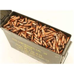 35 Plus Pounds Of 30cal Tracer Bullets