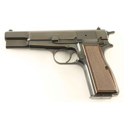 Browning Hi-Power 9mm SN: 245PT10084