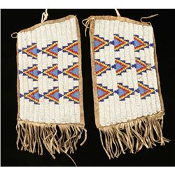 Sioux Fully Beaded Cuffs