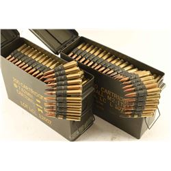 Lot of 30-06 Linked Ammo