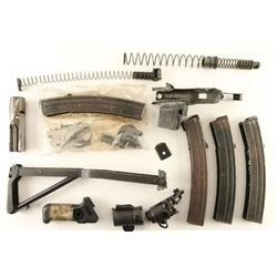 Lot of Sterling Parts Kit