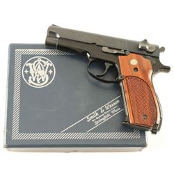 Smith & Wesson 39-2 9mm SN: A228710