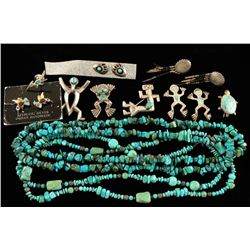 Indian Jewelry Lot