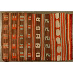Colorful Navajo Rug