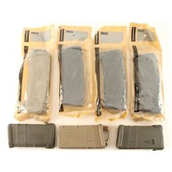 Lot of 7 AR-15/ Mags
