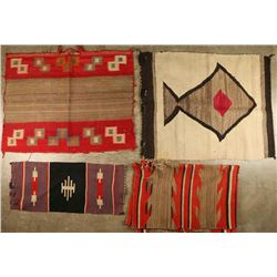 Lot of 4 Rugs