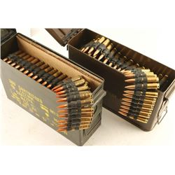 Large Lot of 308
