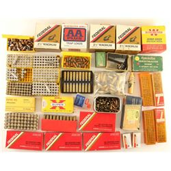 Lot of Miscellaneous Ammo