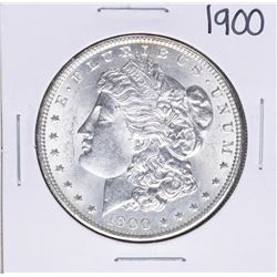 1900 $1 Morgan Silver Dollar Coin