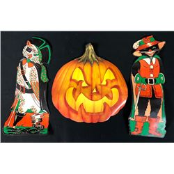 31 (Rob Zombie 2016) - Halloween Decorations from Gas Station - Lot A Pirate Owl Etc