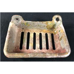 31 (Rob Zombie 2016) - Metal Soap Dish From Gas Station Bathroom