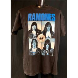 "The X-Files (1993– ) - Dean Haglund ""Langly"" Ramones T-Shirt"