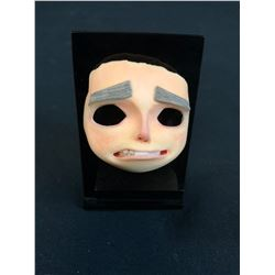 ParaNorman (2012) - Screen Used Norman Puppet Face