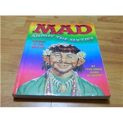 BOOK - MAD - ABOUT THE SIXTIES