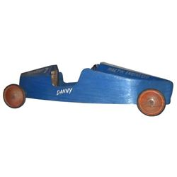 Martin Engineers Soap Box Derby Car