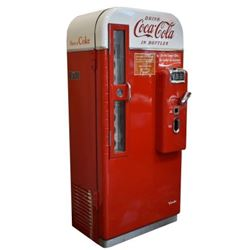 Coca-Cola Vendo 81B Bottle Vending Machine