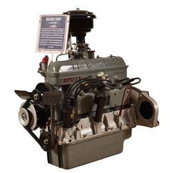 1950 Crosley Inline 4 Engine on stand