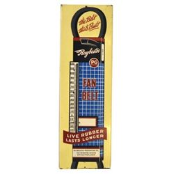 Raybestos Fan Belt Advertising Thermometer