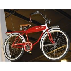 Red Western Flyer Bicycle