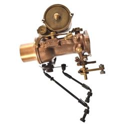 Antique Stromberg LB-2 Brass Carburetor