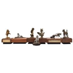 Antique Hood Ornament Collection