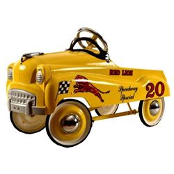 "Gilmore Red Lion ""Speedway Special"" Pedal Car"