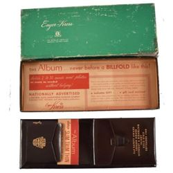 1955 Ford Safety Award Wallet mint in Box