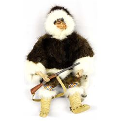 Canadian Christo-Enr. Co. Inuit Doll