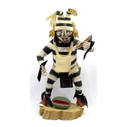 Native American Hopi Koshare Clown Kachina