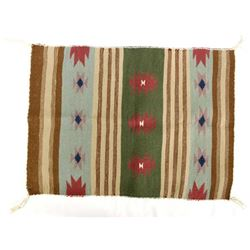 Native American Wool Textile Rug