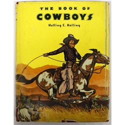The Book of Cowboys by Holling C. Holling, c. 1936