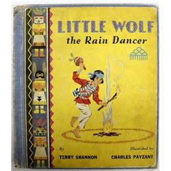 Hardback Childrens Book, Little Wolf